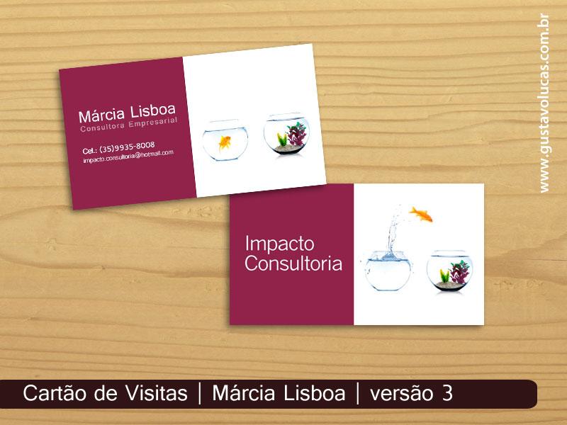 Fabuloso Cartão de Visitas – Moacir Dias Eventos | Gustavo Lucas  PU52